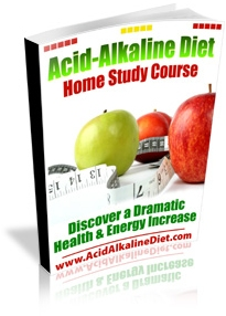 Alkaline Diet Course Manual