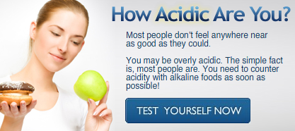 How acidic are you?